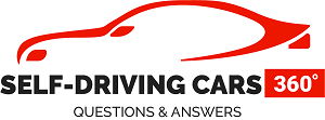 Q&A about Self-Driving Technology Logo